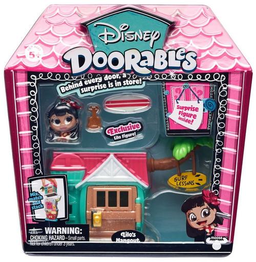 Disney Doorables Lilo's Hangout Mini Display Set [Lilo & Stitch]