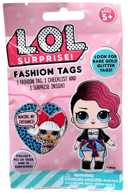LOL Surprise LOL Fashion Tags Mystery Pack