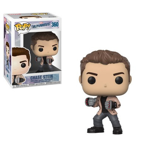Funko Runaways POP! Marvel Chase Stein Vinyl Bobble Head #360