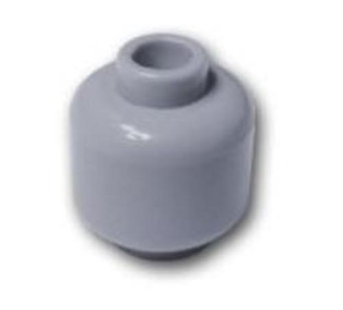 Light Bluish Gray Minifigure Head [Loose]