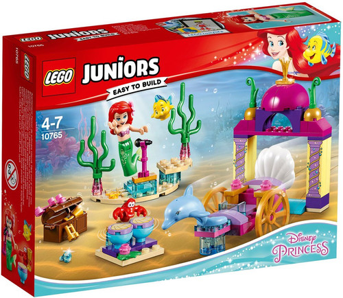 LEGO Disney Princess Juniors Ariel's Underwater Concert Set #10765