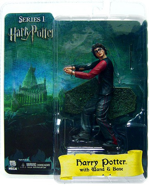 NECA The Goblet of Fire Harry Potter Action Figure [Damaged Package]