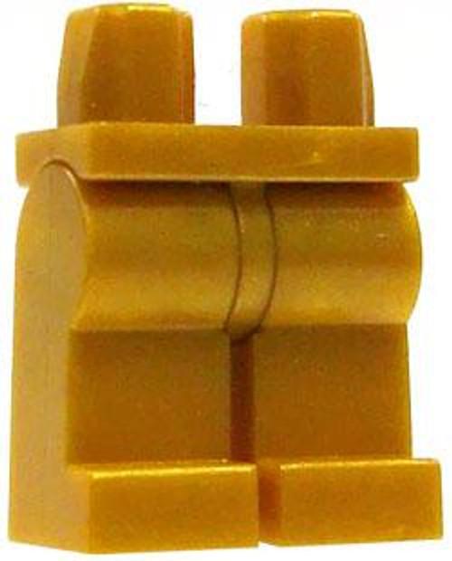 LEGO Pearl Gold Legs Loose Legs [Loose]