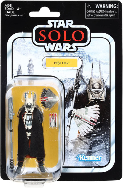 Solo A Star Wars Story Vintage Collection Enfys Nest Action Figure