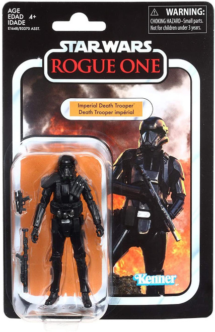 Star Wars Rogue One Vintage Collection Imperial Death Trooper Action Figure
