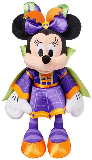 Disney 2018 Halloween Minnie Mouse Exclusive 16-Inch Plush [Vampire]