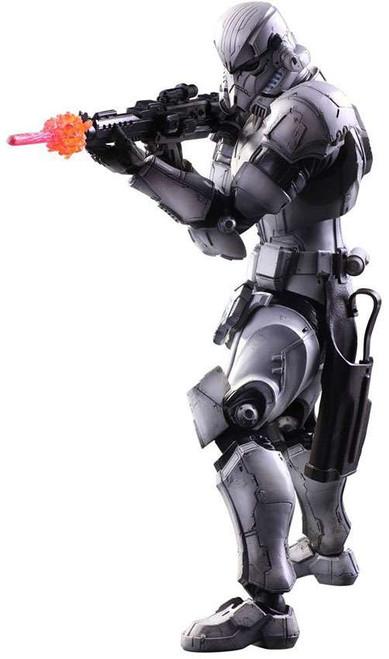 Star Wars Play Arts Kai Variant Stormtrooper Action Figure