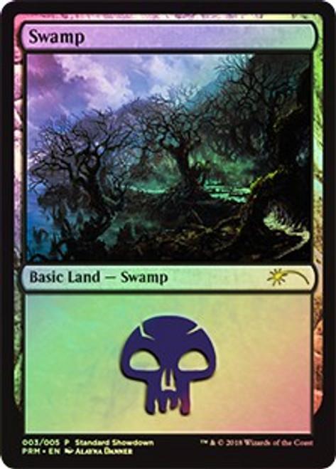 MtG Promo Cards Swamp #003 [Standard Showdown - Alayna Danner]