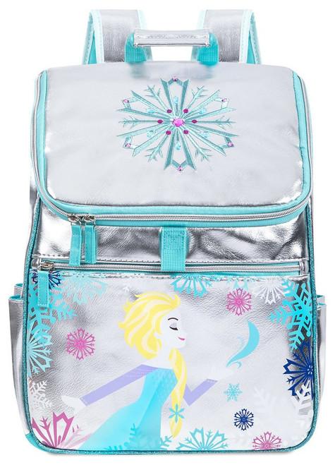 Disney Frozen Elsa Snowflakes Exclusive Backpack [Silver]