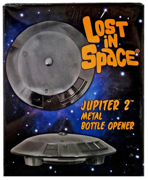 Lost in Space Jupiter 2 Metal Bottle Opener
