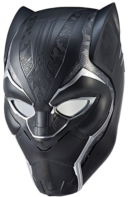 Marvel Legends Gear Black Panther Electronic Helmet (Mask)