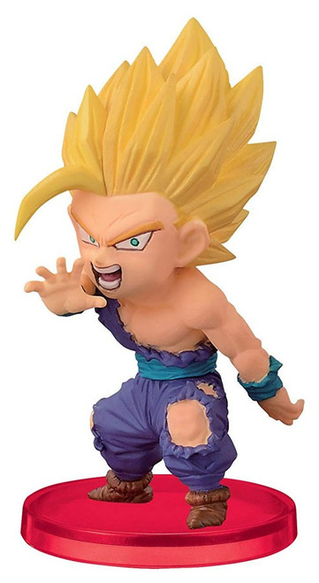Dragon Ball Z WCF Super Saiyan 2 Gohan 2.5-Inch Collectible Figure