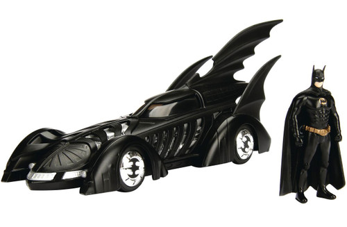 DC Batman Forever Batmobile & Batman Diecast Vehicle