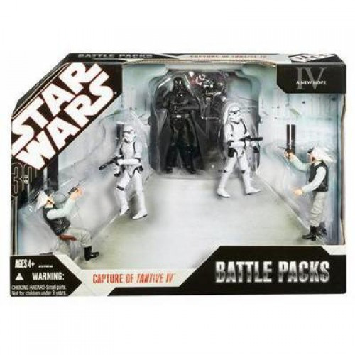 Star Wars 30th Anniversary A New Hope Capture of Tantive IV Battle Pack