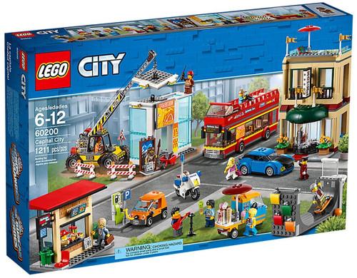 LEGO Capital City Set #60200