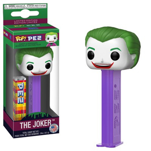 Funko DC POP! PEZ Joker Candy Dispenser