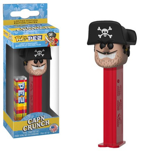 Funko Quaker Oats POP! PEZ Jean La Foote Candy Dispenser