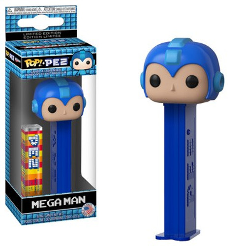 Funko POP! PEZ Mega Man Candy Dispenser