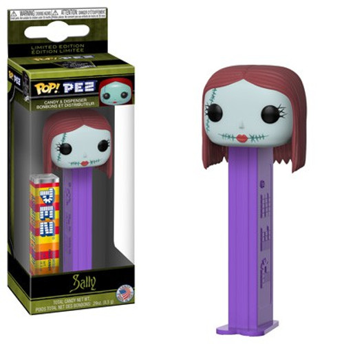 Funko Nightmare Before Christmas POP! PEZ Sally Candy Dispenser