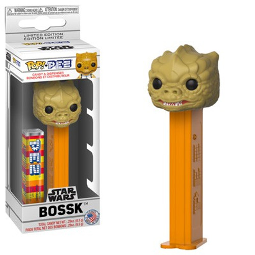 Funko Star Wars POP! PEZ Bossk Candy Dispenser