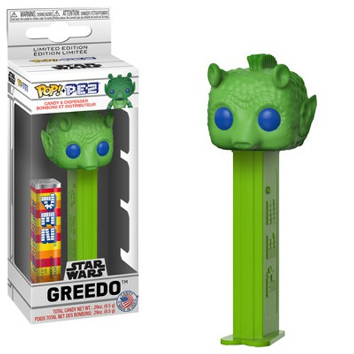 Funko Star Wars POP! PEZ Greedo Candy Dispenser