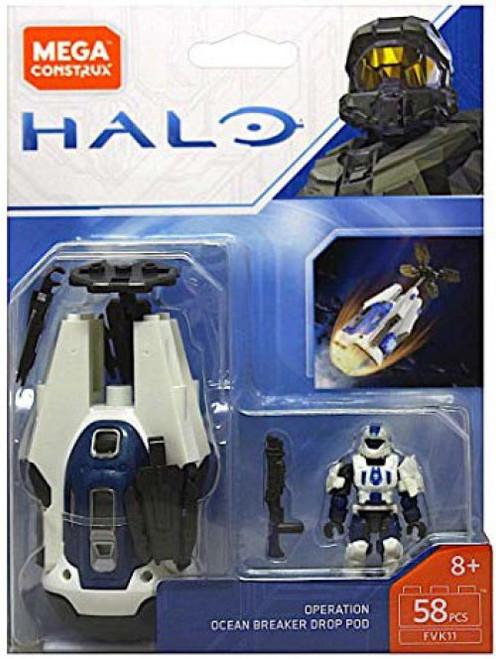 Halo Operation Ocean Breaker Drop Pod Set