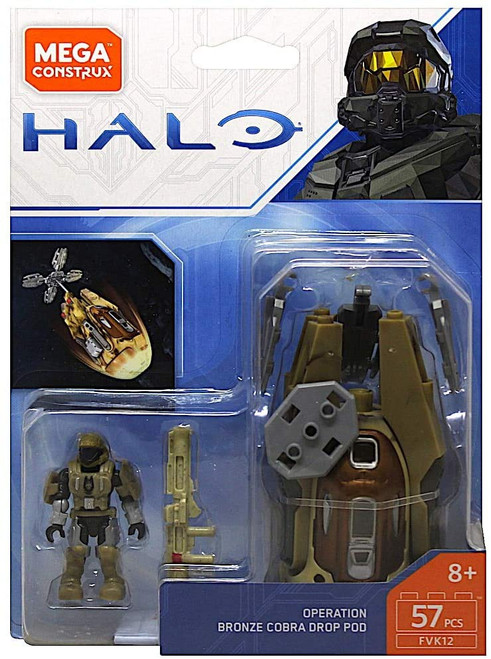 Halo Operation Bronze Cobra Drop Pod Set