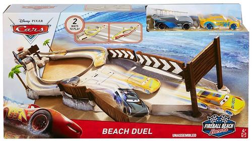 Disney / Pixar Cars Cars 3 Beach Duel Playset