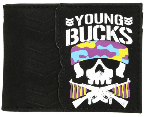 Bullet Club Young Bucks Exclusive Wallet