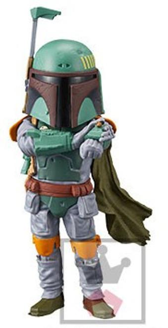 Star Wars Boba Fett Collectible PVC Figure