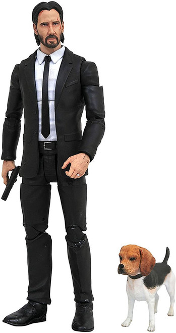 Movie Gallery John Wick Action Figure [Chapter 1]