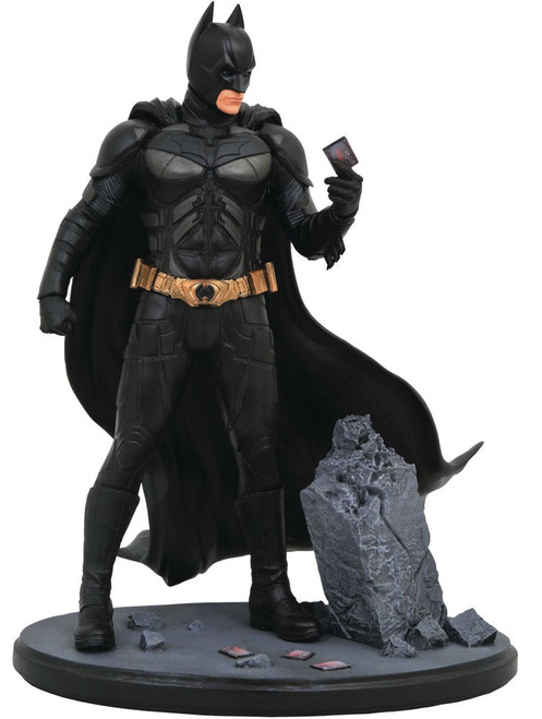 The Dark Knight DC Gallery Batman 9-Inch Collectible PVC Statue