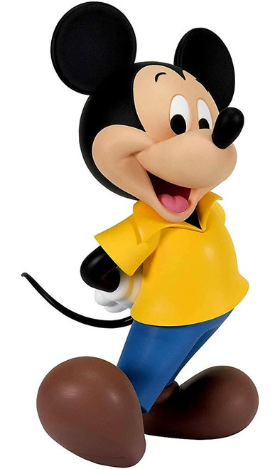 Disney Figuarts Zero Mickey Mouse 5.1-Inch Collectible PVC Statue [1980's]
