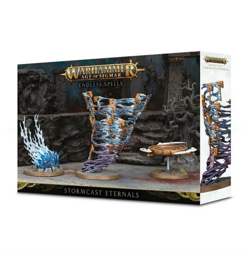 Warhammer Age of Sigmar Grand Alliance Order Stormcast Eternals Endless Spells