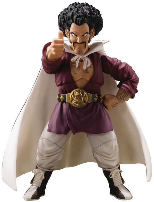 Dragon Ball Z S.H. Figuarts Mr. Satan Action Figure