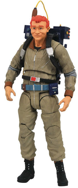 The Real Ghostbusters Select Series 10 Ray Stantz Action Figure [Animated Version]