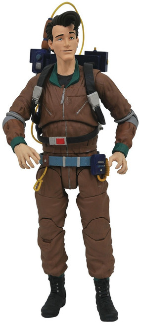 The Real Ghostbusters Select Series 10 Peter Venkman Action Figure [Animated Version]