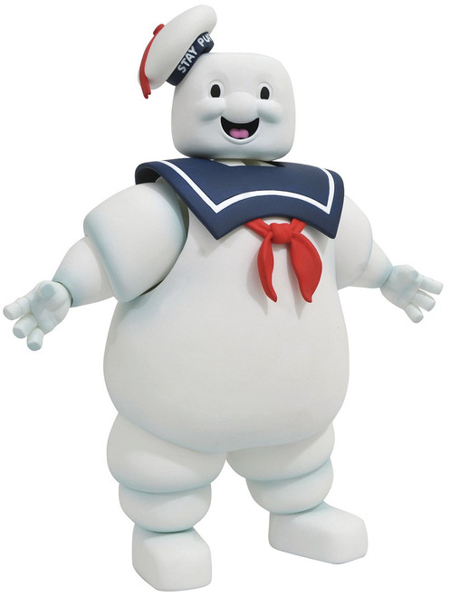 The Real Ghostbusters Select Series 10 Stay-Puft Marshmallow Man Action Figure [Animated Version]