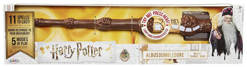 Harry Potter Wizard Training Wand Albus Dumbledore Toy