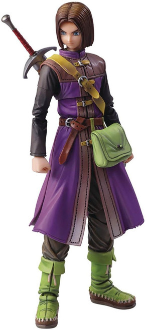 Dragon Quest XI: Echoes of an Elusive Age Bring Arts Luminary Action Figure