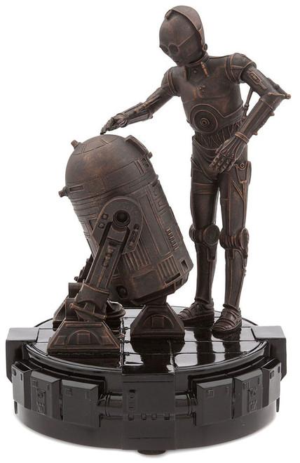 Star Wars R2-D2 & C-3PO Figurine Statue