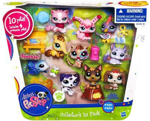 Littlest Pet Shop Collector 10-Pack