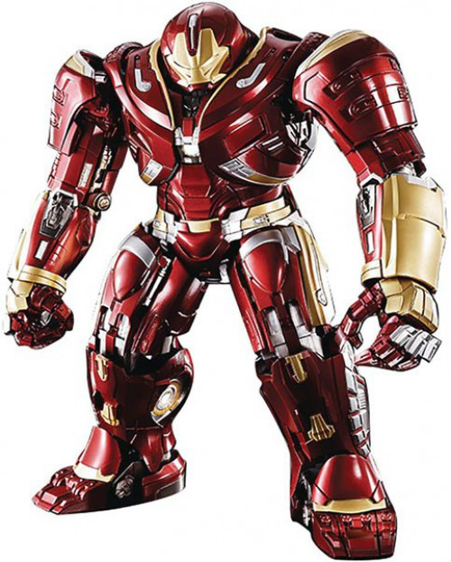 Marvel Avengers Infinity War Chogokin X S.H. Figuarts Hulkbuster Mark 2 Action Figure