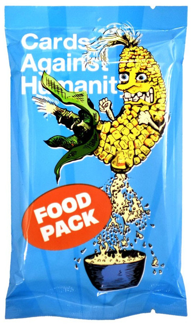 Cards Against Humanity Food Pack Card Game Expansion