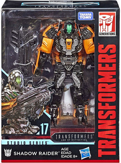 Transformers Generations Studio Series Shadow Raider Deluxe Action Figure #17