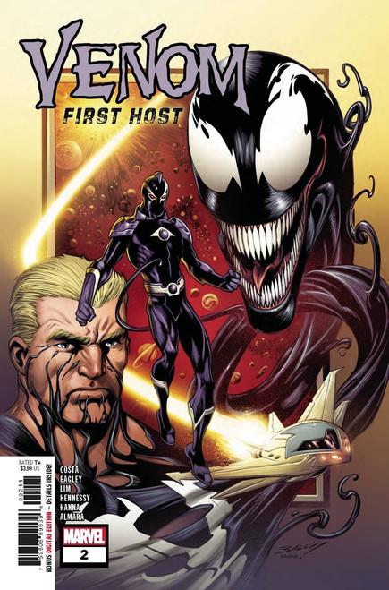 Marvel Venom First Host #2 of 5 Comic Book
