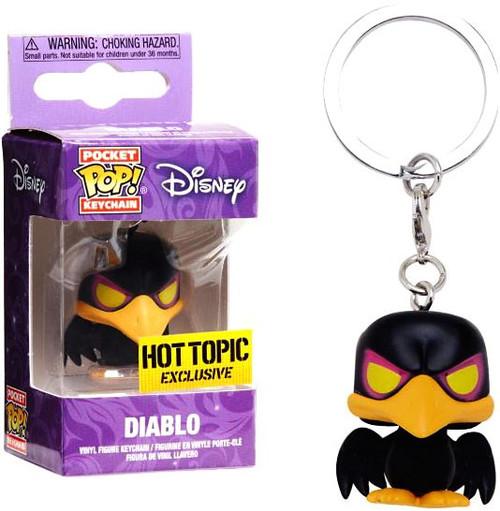 Funko Sleeping Beauty POP! Disney Diablo Exclusive Keychain [Villain Box]