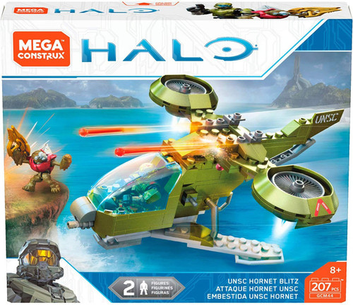 Halo Warzone UNSC Hornet Blitz Set