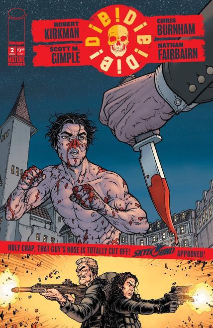 Image Comics Die Die Die #2 Comic Book