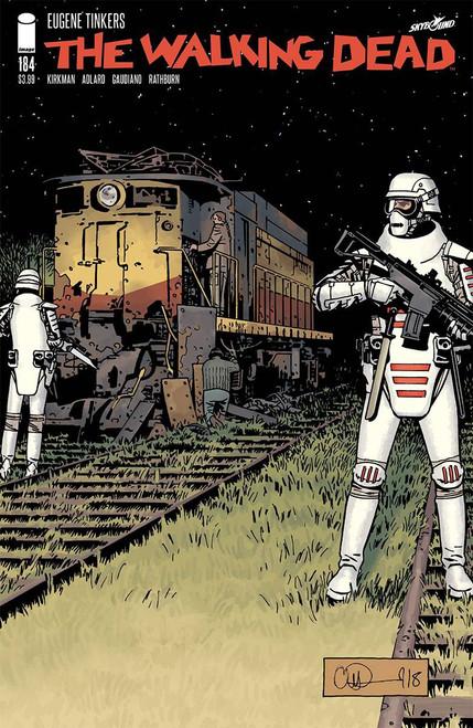 Image Comics The Walking Dead #184 Comic Book